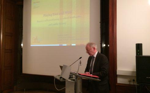 Keynote by Prof. Katzer