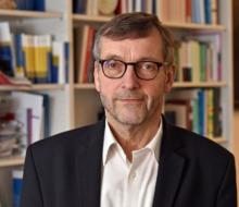 Prof. Dr. Walter Rosenthal. Foto: Anne Günther (Universität Jena)